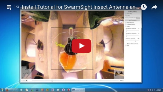 SwarmSight Antenna Tracking Tutorial